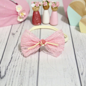Ivy Lace Bows