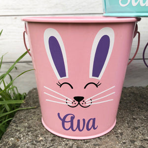 Easter Bucket Personalized