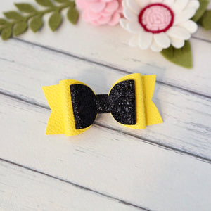 Skyla Bow - Yellow