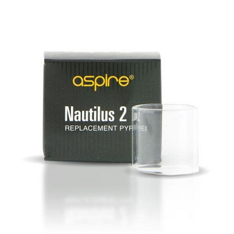 Aspire Nautilus 2 Replacement Glass - D & R Vape