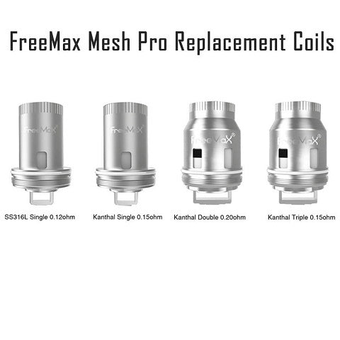 Freemax Mesh Pro | Fireluke Replacement Coil - D & R Vape