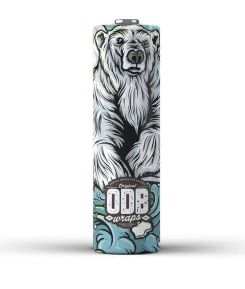 ODB BATTERY WRAPS / 21700 - D & R Vape