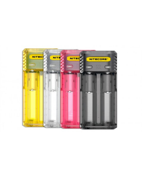 Nitecore Q2 2 Bay Charger