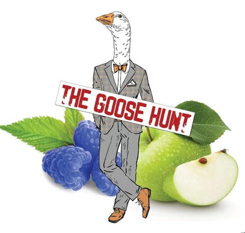 THE GOOSE HUNT Legalise Vaping Australia, LVA Fundraiser Juice