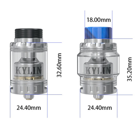 Vandy Vape Kylin Mini RTA - D & R Vape