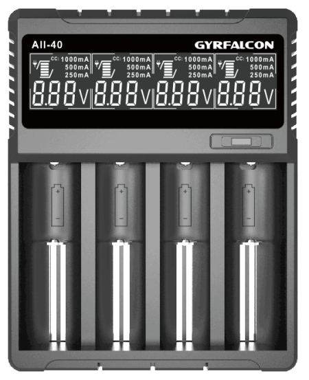 Gyrfalcon Battery Charger