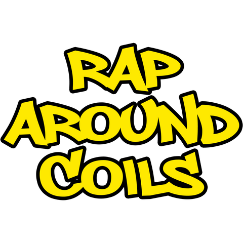 Rap Around Coils - Handcrafted Australian Rebuild-able Coils