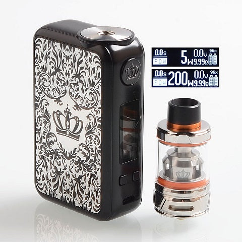 Uwell Crown IV (4) Kit With Crown IV (4) Tank - D & R Vape