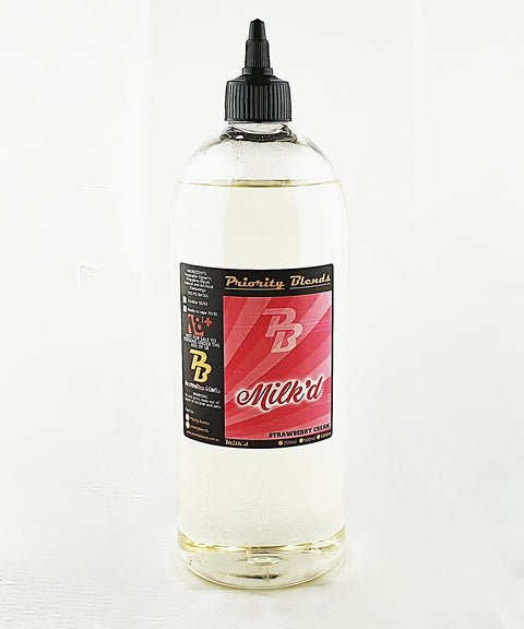 Priority Blends BIG BOTTLES 250 - 1000 ML  E-Liquid