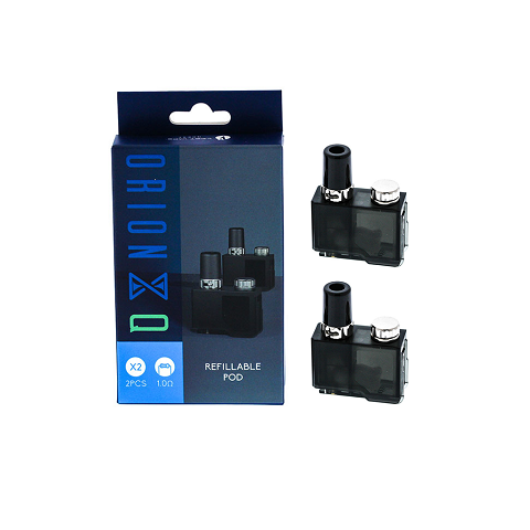 Lost Vape Orion Q Replacement Pod Cartridges  2 Pack 2ml