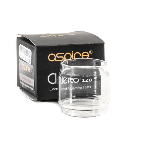 Aspire Cleito 120 Glass - D & R Vape