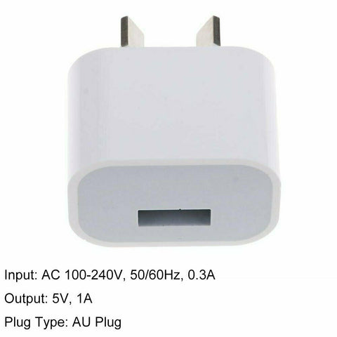 1 AMP USB Charge Base (NO CABLE)