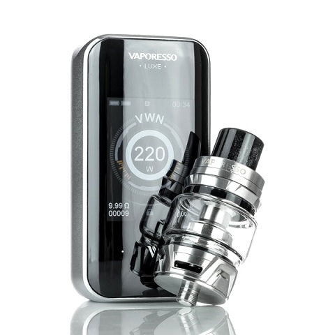 Vaporesso LUXE Kit With SKRR 8ml Tank - D & R Vape