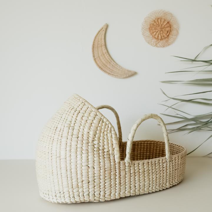 Doll Moses Basket