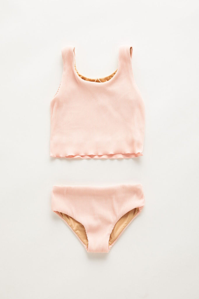 Mermaid Edge Bikini Blush
