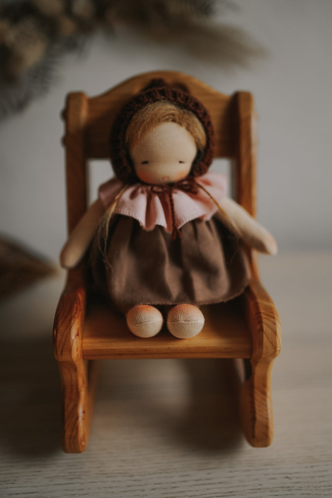 Handmade Pixie Doll Lily