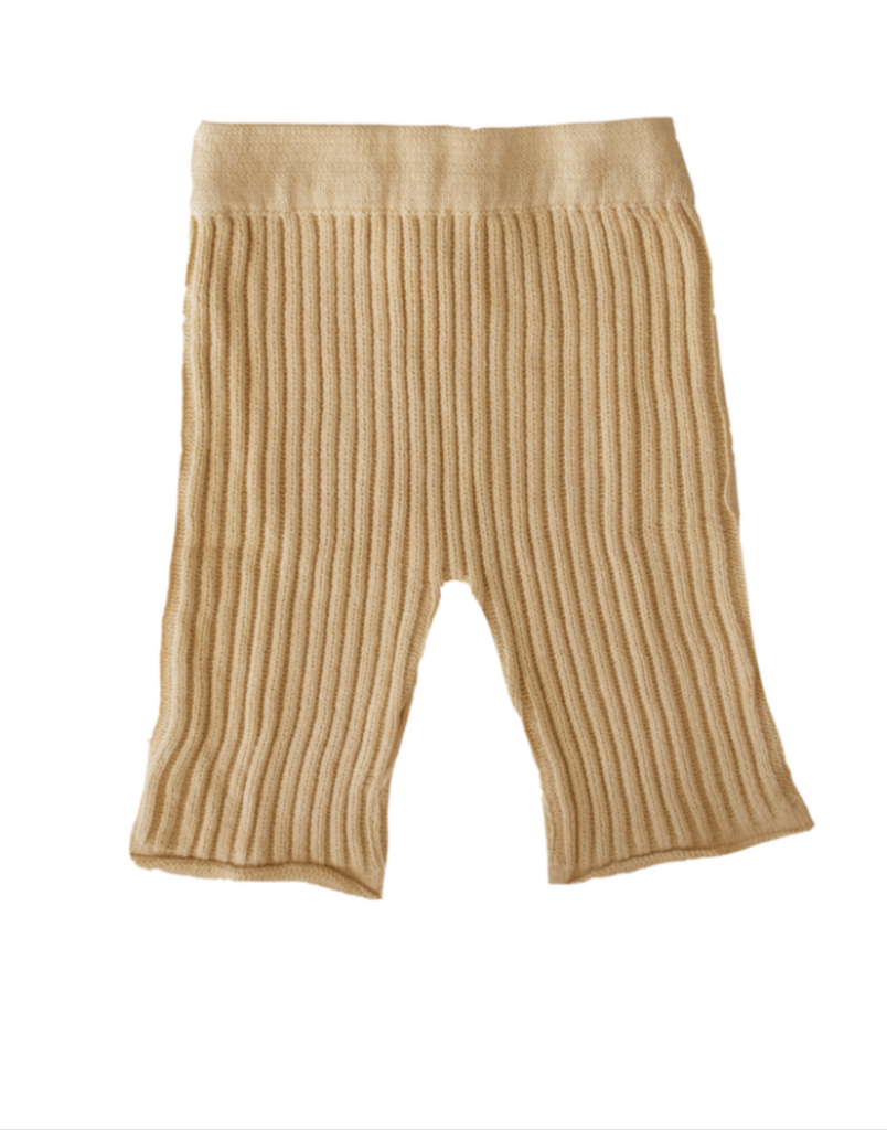 Essential knit pant | Sunshine