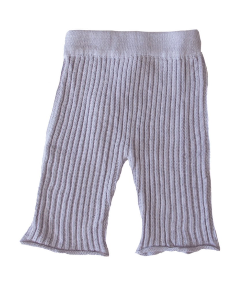 Essential knit pant | Lilac