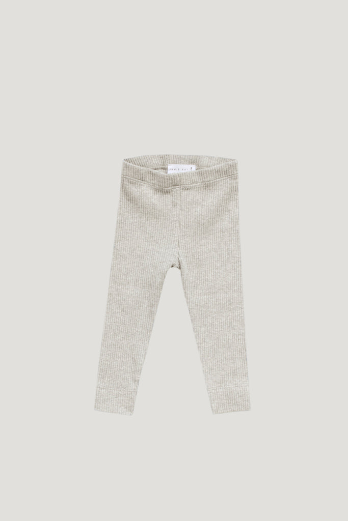 Essential Legging Oatmeal Marle