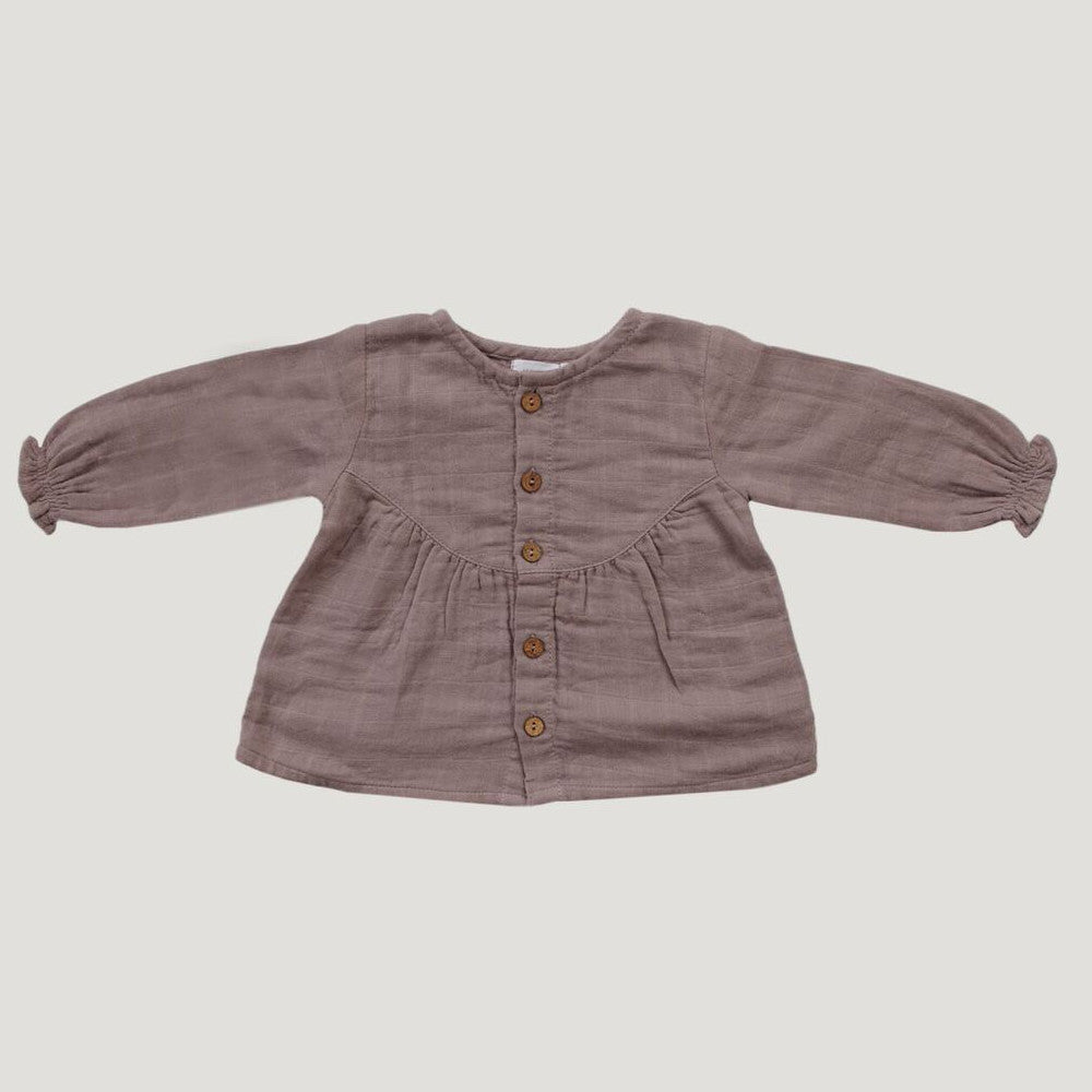 Lila Blouse Rosy