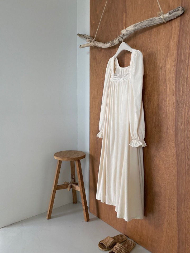 Women's Oona Dress Cream