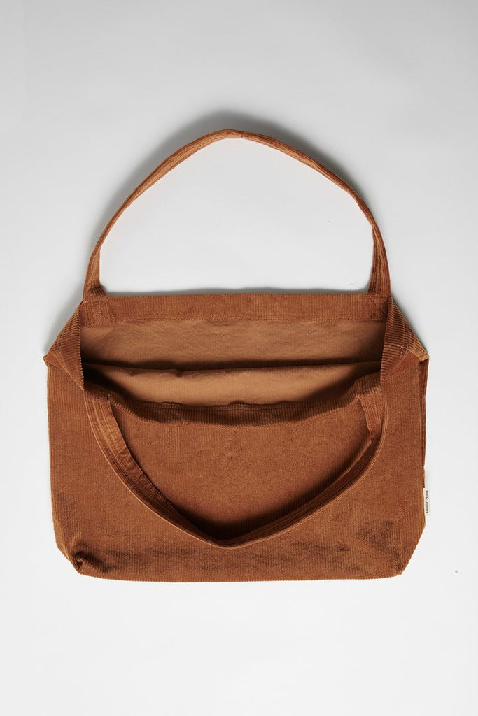 Brown-ie rib mom-bag LAST ONE