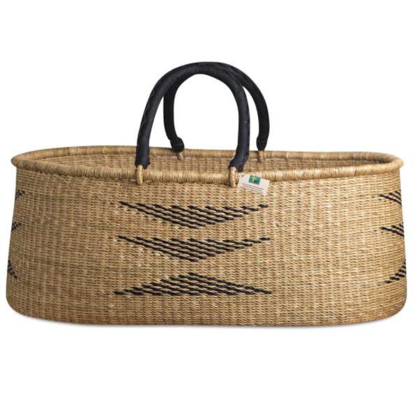 Nap and Pack Basket- Midnight
