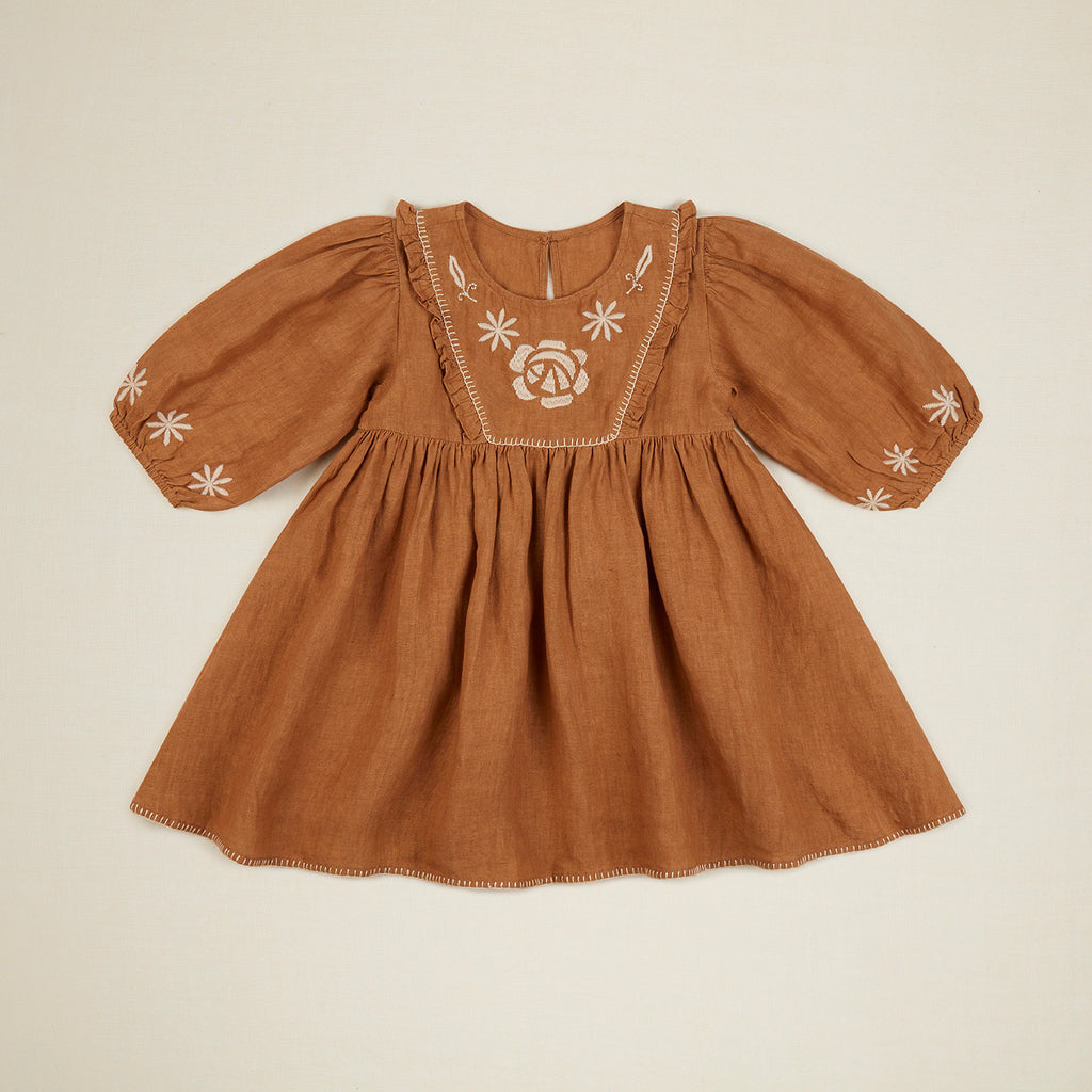 VIVIENNE DRESS SAND LAST ONE