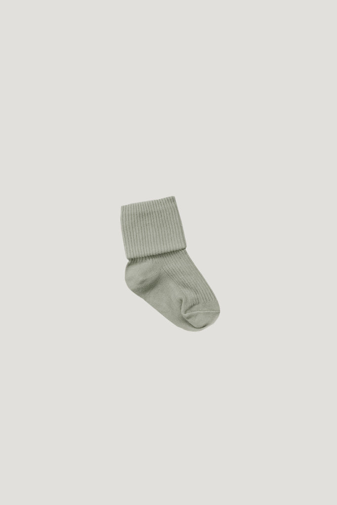 Ribbed Socks Mist