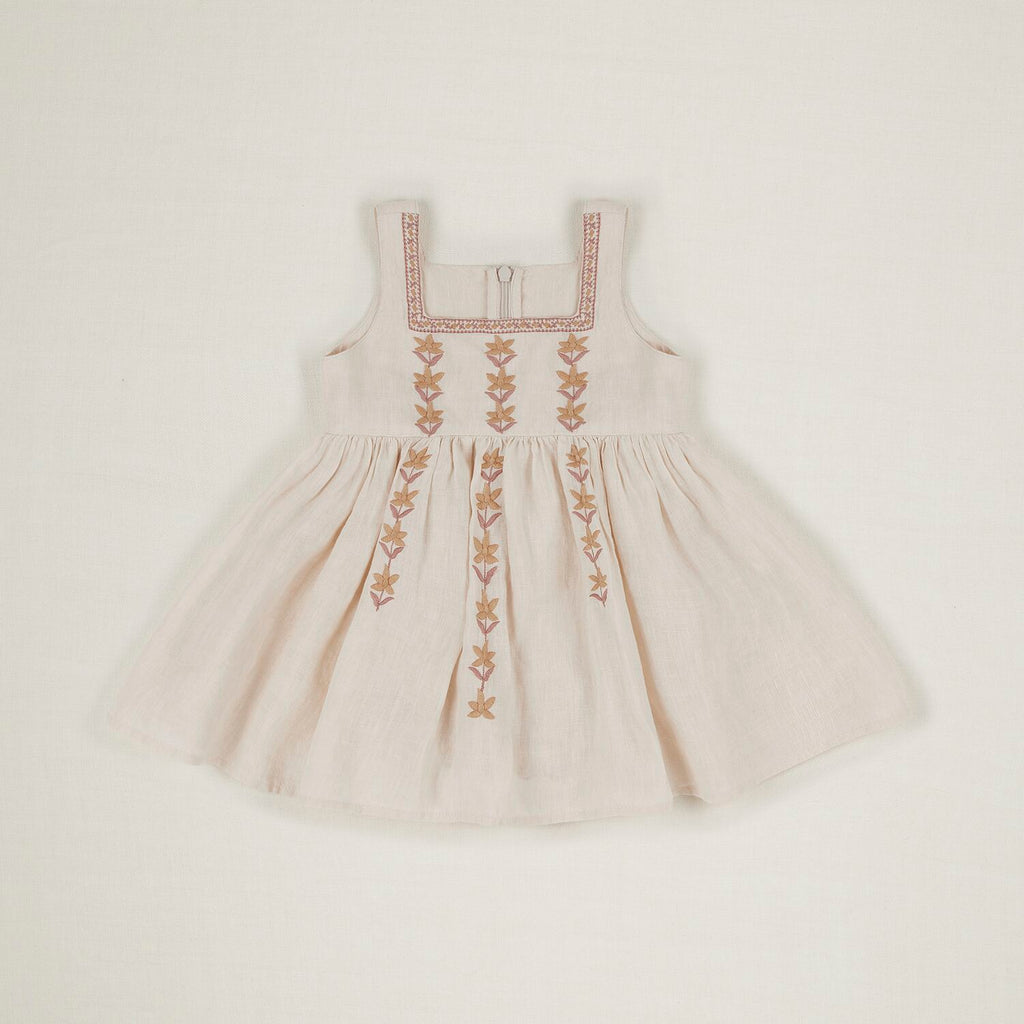 BETTY DRESS IVORY