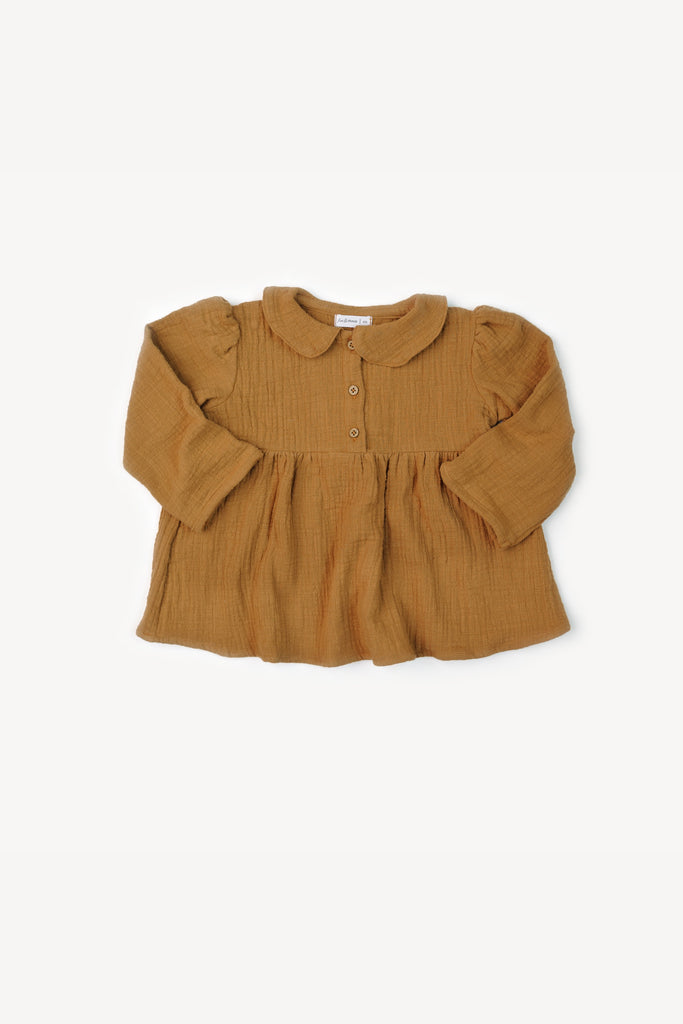 Collar Blouse Honey