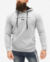 At Hoodie - Heather Grey
