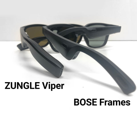 Bose Frames Vs Zungle