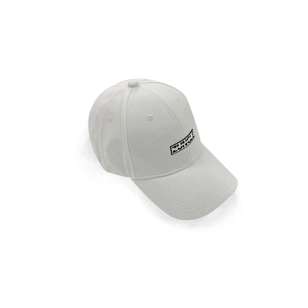 BALL CAP WHITE - ZUNGLE