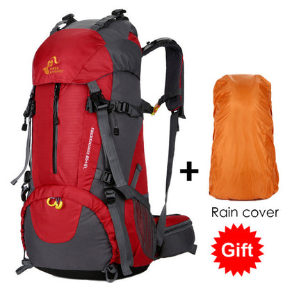 Backpack 50L With Free Rain Cover