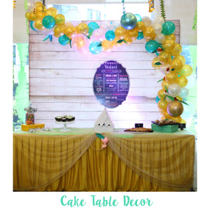 A Gorgeous Green 1st Party