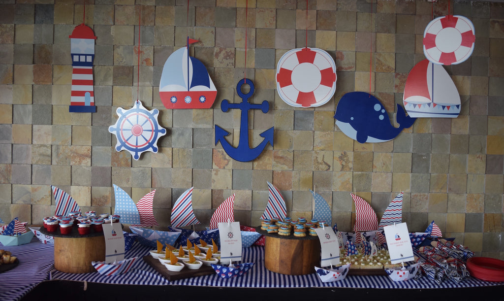 Sailor Theme Party