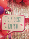 It's the time to DISCO!!!