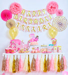 Princess Mia's Royal Party - Happy Box