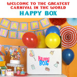 Welcome to the Greatest Carnival in the World - Happy Box