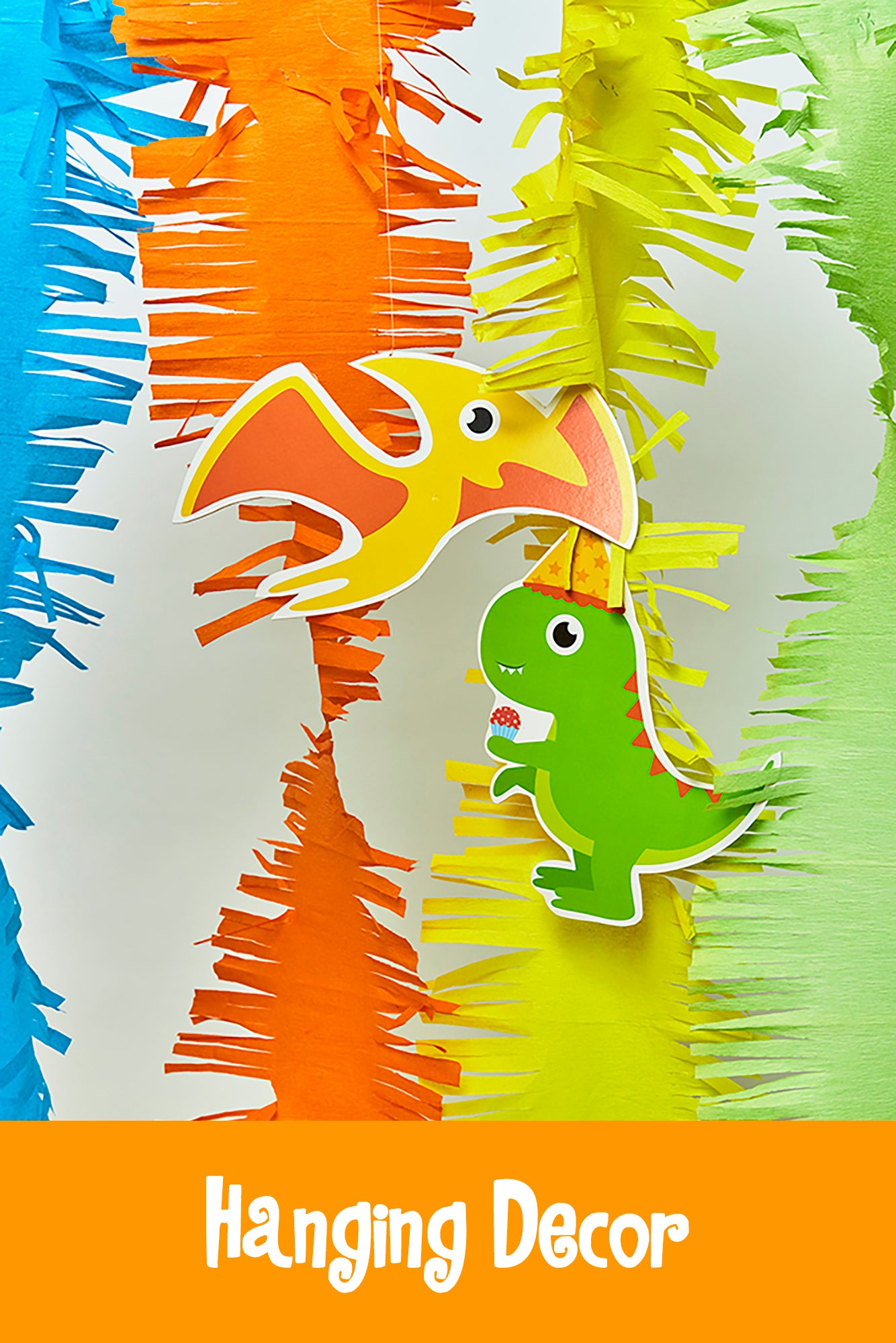 Dinos! Roar Stomp and Chomp! Big Decor Box!