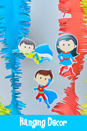 Superheroes Pow Zap KaBoom! - Happy Box
