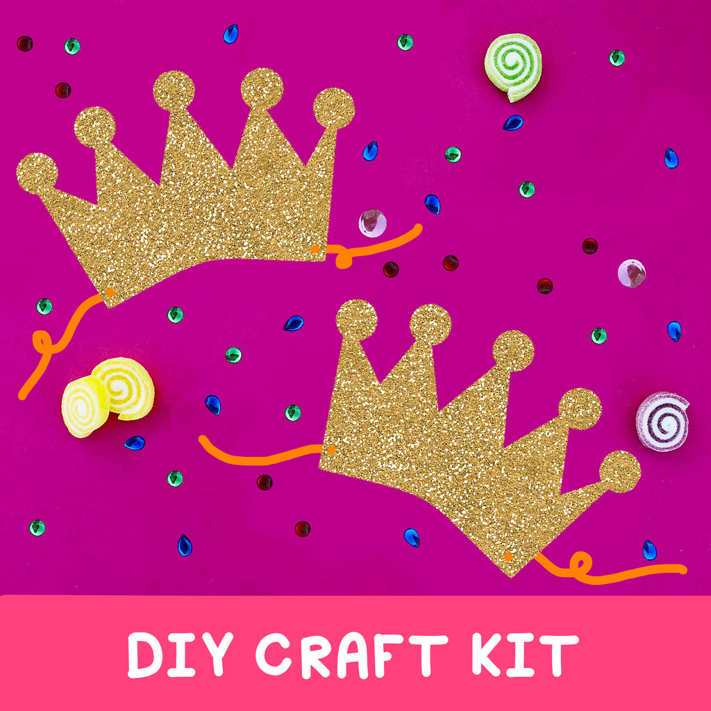 Decorate your Princess Crown