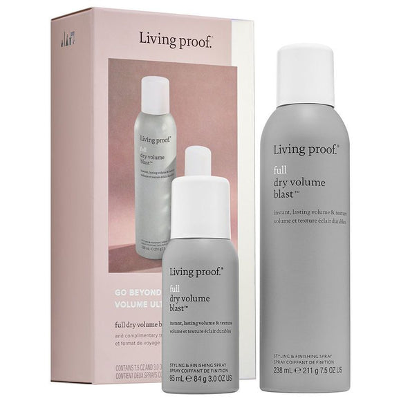 Living Proof Go Beyond Dry Volume Blast Duo