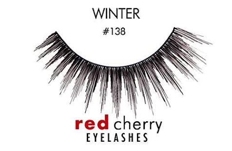Red Cherry Eye Lashes