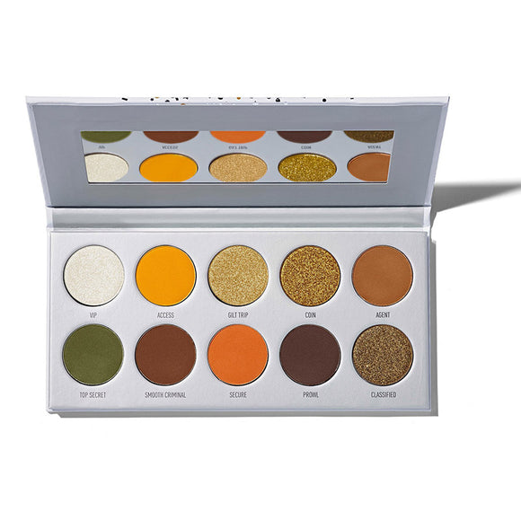 Morphe ARMED & GORGEOUS EYESHADOW PALETTE