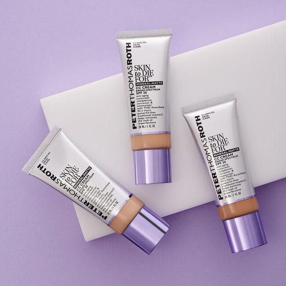 Peter Thomas Roth Skin To Die For Mineral Matte CC Cream SPF 30