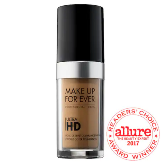 MAKE UP FOR EVER Ultra HD Invisible Cover Foundation -Y385