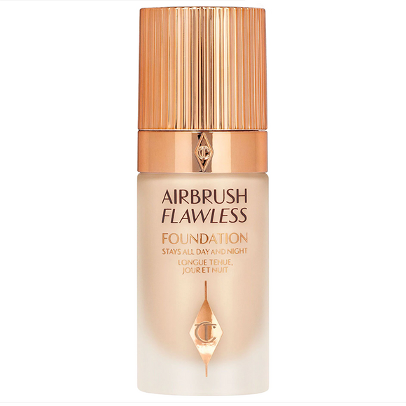 CHARLOTTE TILBURY Airbrush Flawless Longwear Foundation ( See Colors Inside)