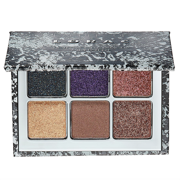 LORAC Hollywood Glamour Mini Palette Midnight Kiss
